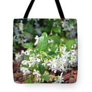 Jasmine In Bloom Tote Bag