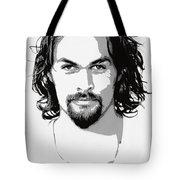 Jason Momoa Tote Bag