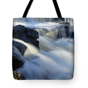 Jasper Falls Closeup Tote Bag