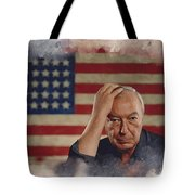 Jasper Johns Tote Bag