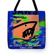 Jaws Poster  Tote Bag