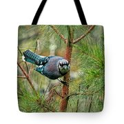Jay Painterly Tote Bag