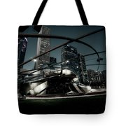 Jay Pritzker Pavilion - Chicago Tote Bag