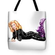 Jayne Mansfield  Tote Bag