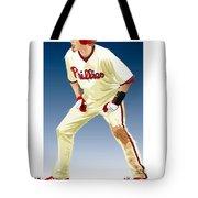 Jayson Werth Tote Bag
