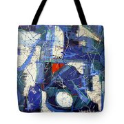 Jazz Bar Tote Bag