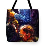 Jazz Duet Tote Bag