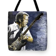 Jazz Eric Clapton 1 Tote Bag