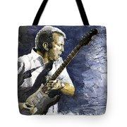 Jazz Eric Clapton 1 Tote Bag