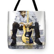 Jazz Marcus Miller 4 Tote Bag