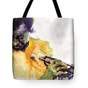 Jazz Miles Davis 7 Tote Bag