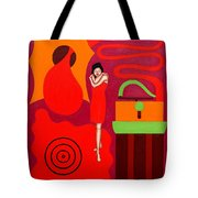 Jazz Tote Bag