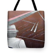 Jazz Pianist At The Brigantine Room Tote Bag