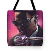 Jazz. Ray Charles.1. Tote Bag