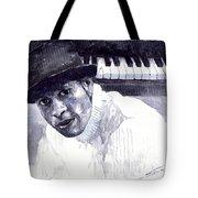 Jazz Roberto Fonseca Tote Bag by Yuriy  Shevchuk