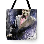 Jazz Sir Elton John Tote Bag