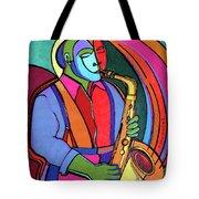 Jazzin #3 Tote Bag