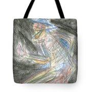 Jazzman Tote Bag