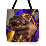 Jazzy Hands 937 Tote Bag