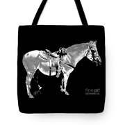 Jazzy Ride Tote Bag