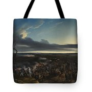Jean Horace Vernet   The Battle Of Montmirail Tote Bag