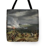 Jean Horace Vernet   The Battle Of Valmy Tote Bag