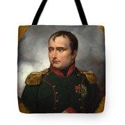 Jean Horace Vernet   The Emperor Napoleon I Tote Bag