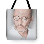 Jean Reno Tote Bag by TortureLord Art