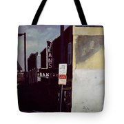 Jean's Bakery Tote Bag