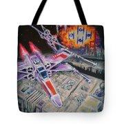 Jedi Run Tote Bag
