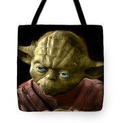 Jedi Yoda Tote Bag