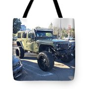 Jeep Custom Tote Bag