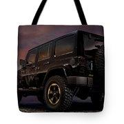 Jeep Tote Bag