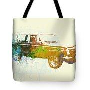 Jeep Wagoneer Tote Bag