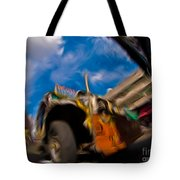 Jeepney 62932501 Tote Bag