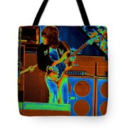 Live In Oakland 1976 Tote Bag