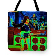 Live In Concert 1976 Tote Bag
