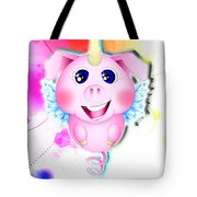 Jeff I Tote Bag by Sandra Hoefer
