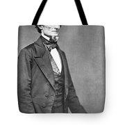 Jefferson Davis Tote Bag by American Photographer