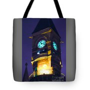 Jefferson Market Clock Tower Tote Bag