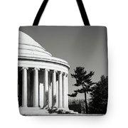 Jefferson Memorial Building In Washington Dc Tote Bag