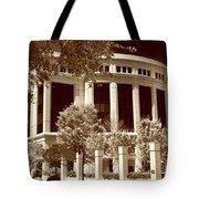 Jeffersonian Tote Bag