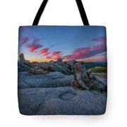Jeffrey Pine Dawn Tote Bag