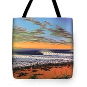 Jeffreys Bay  South Africa Tote Bag