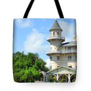 Jekyl Island Living Tote Bag