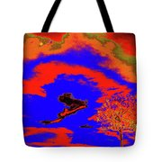 Jelks Pine 13 Tote Bag