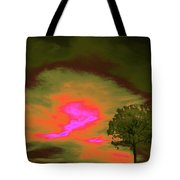 Jelks Pine 4 Tote Bag