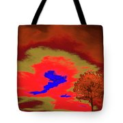 Jelks Pine 5 Tote Bag