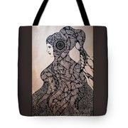 Jelly Queen Tote Bag