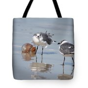 Jellyfish And Friends Tote Bag